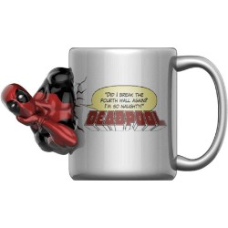 TAZA DEADPOOL  CERAMICA